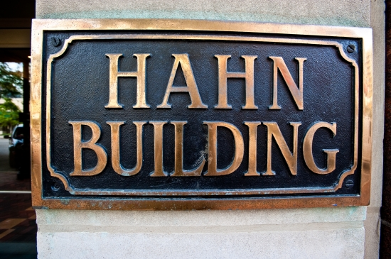 Hahn Building